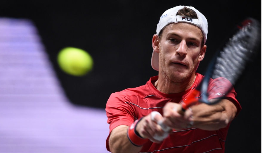 Schwartzman no tuvo mucha suerte en el sorteo del ATP Finals de Londres