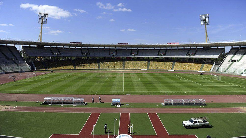 El estadio Mario Kempes recibirá a la final de la Sudamericana.