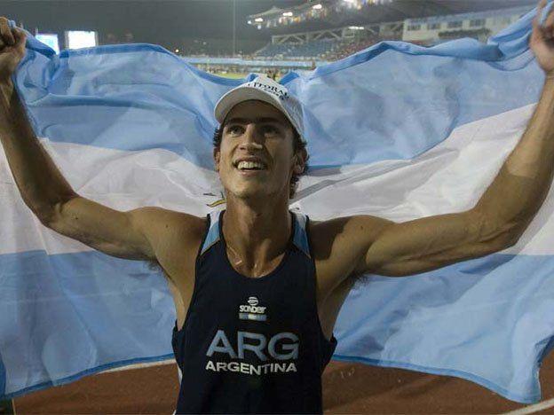 Chiaraviglio ganó Sudamericano y se clasificó a los JJ.OO. de Río