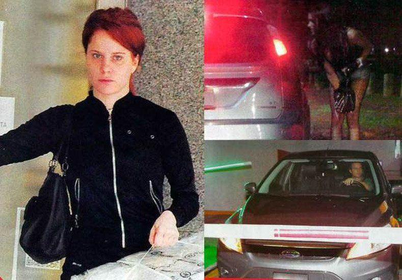 ¿Infidelidad en puerta? encontraron al novio de Agustina Kampfer con travestis
