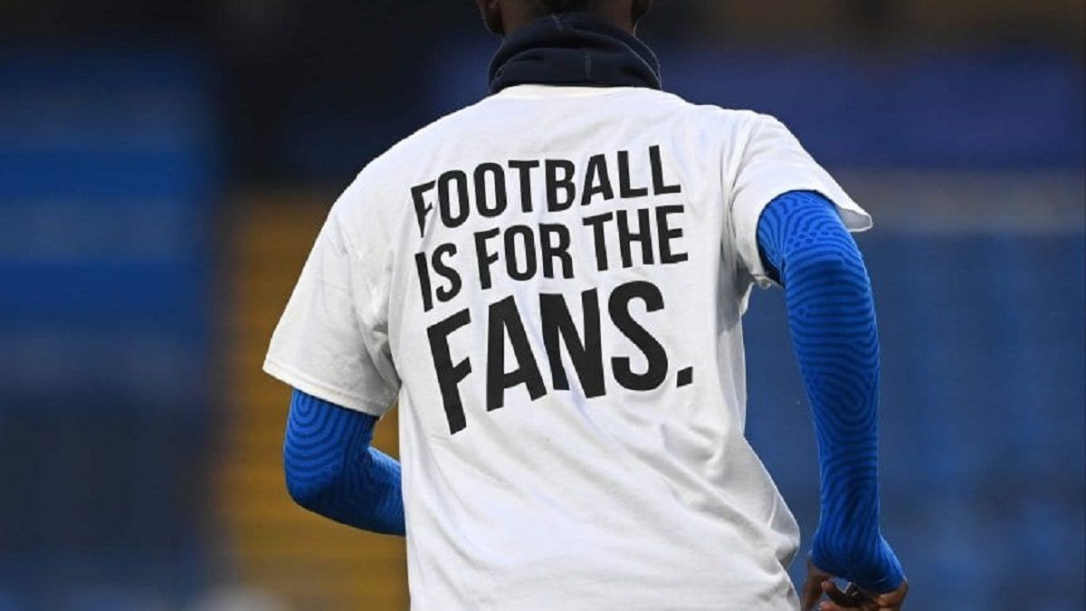 La Superliga Europea fue oficialmente suspendida