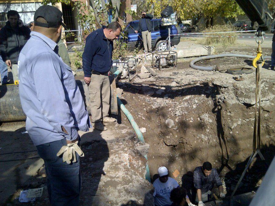 Suspendieron las clases sólo en las escuelas de Rivadavia y Capital que se quedaron sin agua