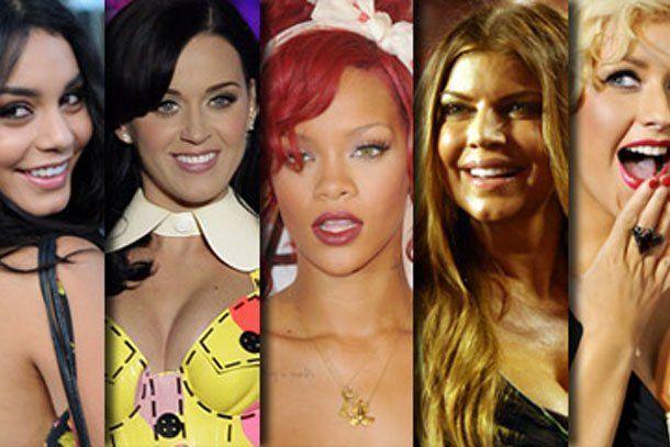 Top 20 de las cantantes más sensuales