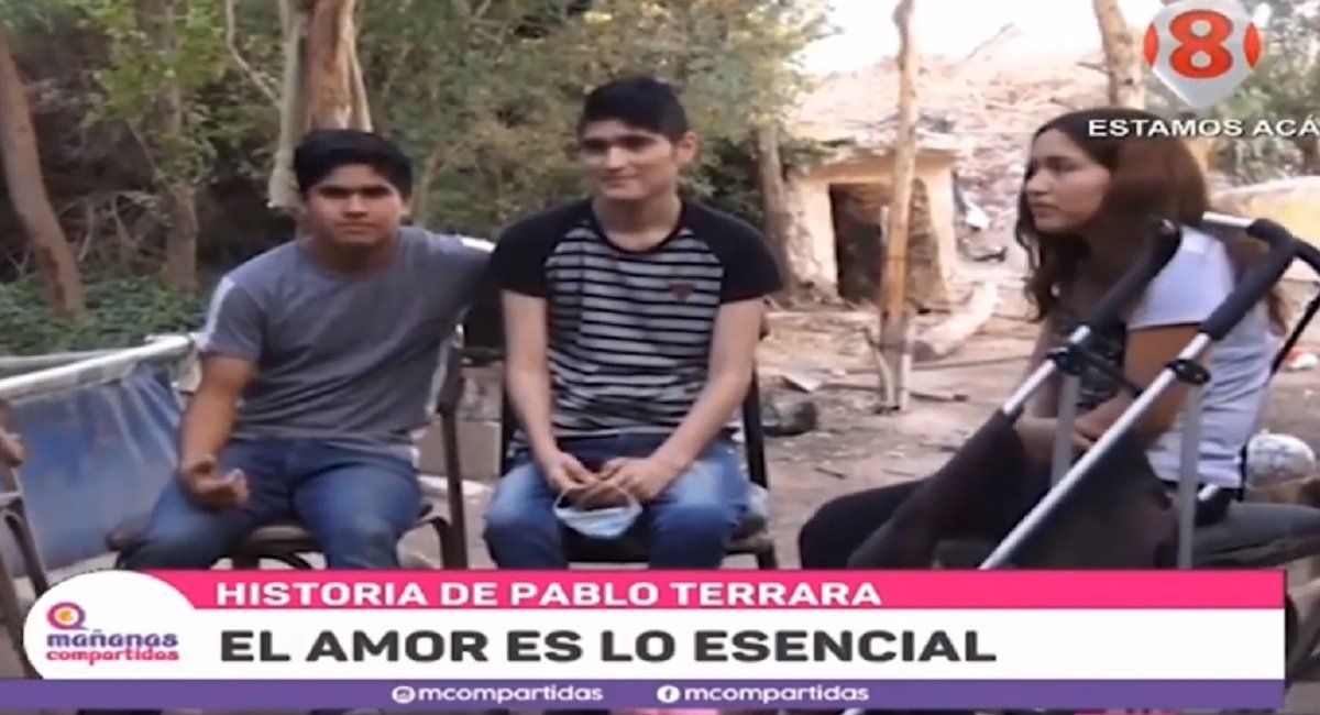 Video: La historia de Pablo Terrara llegó a nivel nacional
