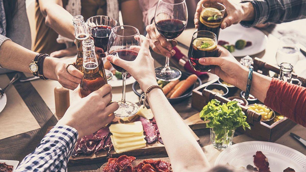Fiestas: las reuniones familiares