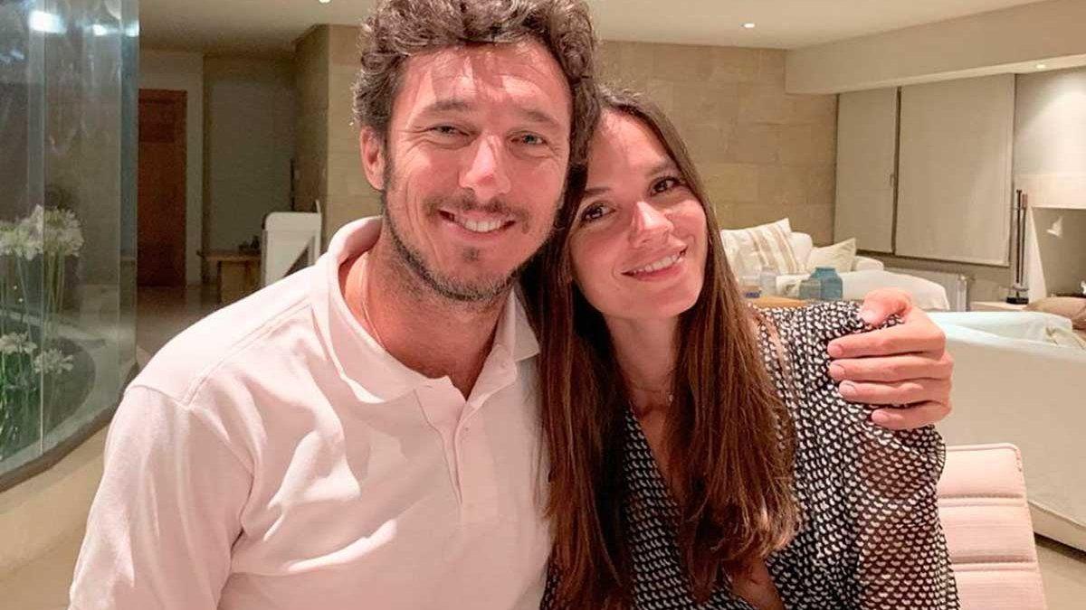 Mónaco reveló el sexo del bebé que tendrá con Diana Arnopoulos