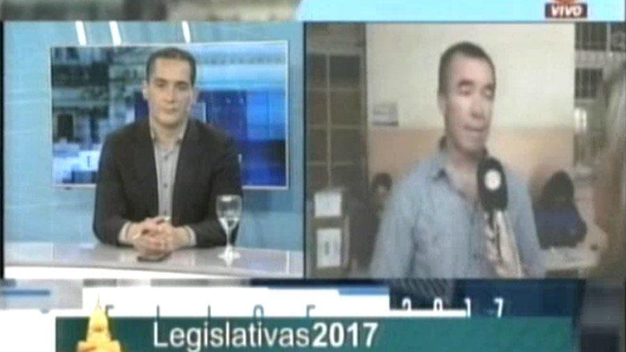 Fabián Martín: Los vecinos de Rivadavia vinieron más temprano a votar que en las PASO
