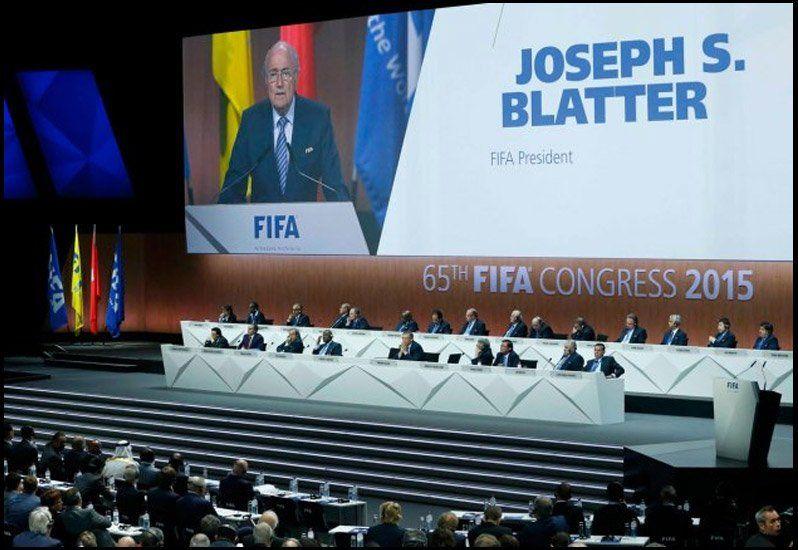 Una amenaza de bomba en la sede de la FIFA demora las elecciones