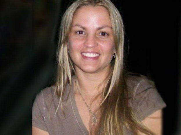 Carolina Píparo visitó a la madre que perdió su beba en un asalto