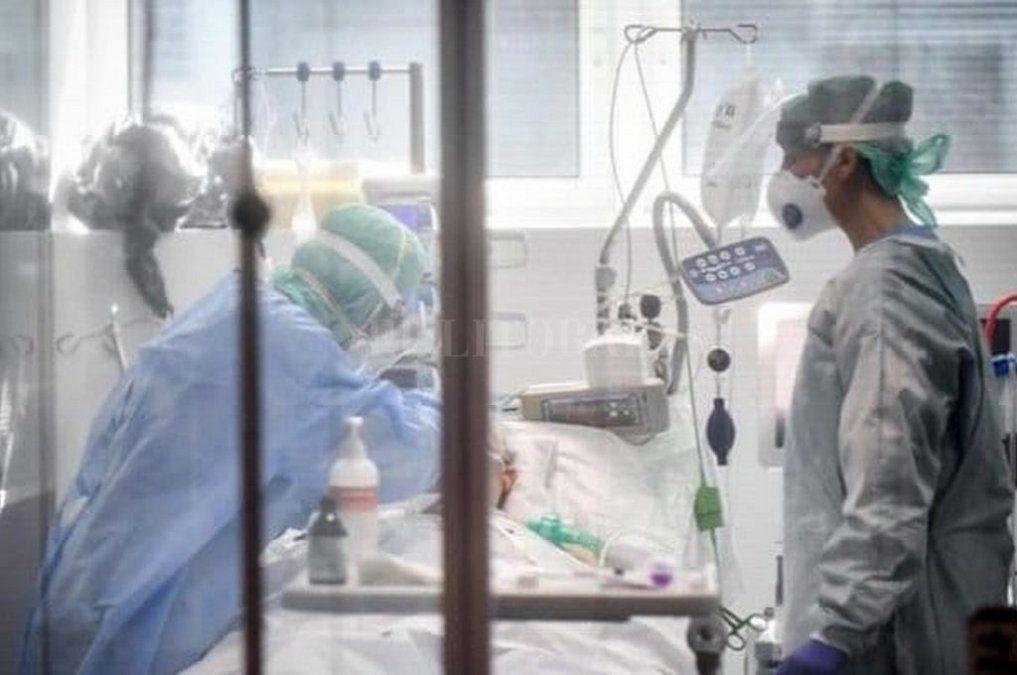 Se registró la novena muerte por COVID-19 en Mendoza y los fallecidos en el país subieron a 161
