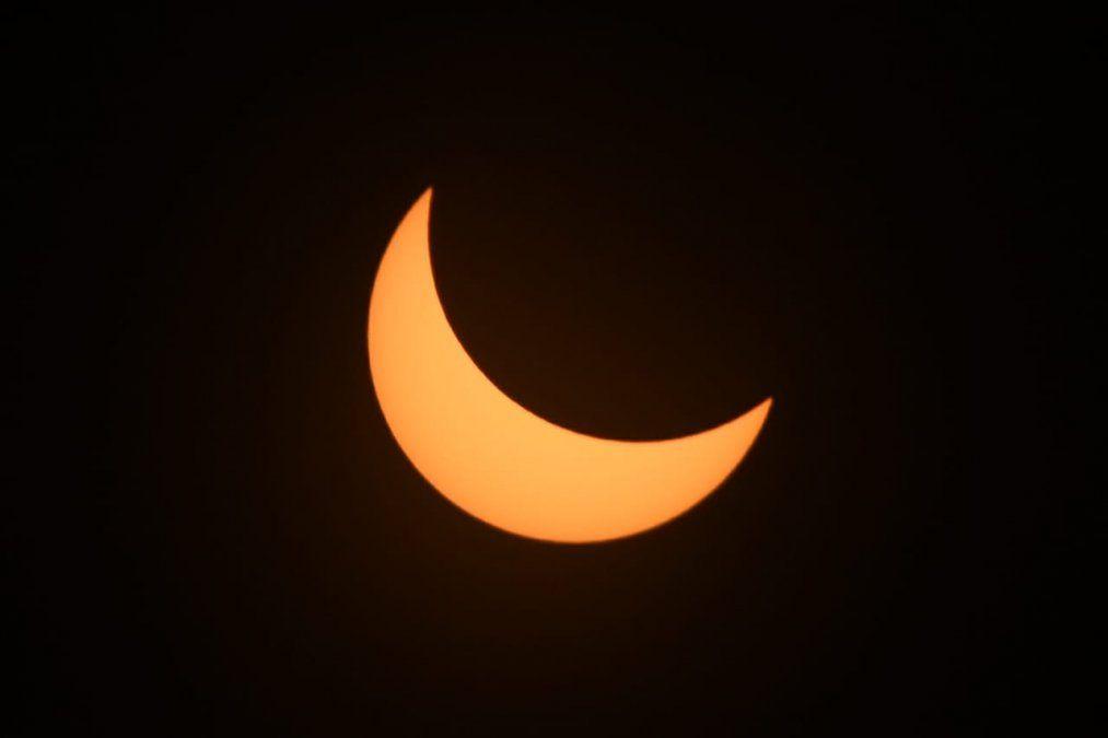 El eclipse solar y los mitos sobre la salud