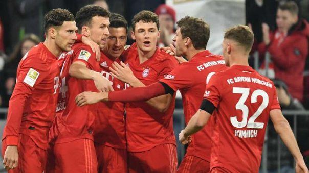 Por la crisis que generó la pandemia los jugadores del Bayern se vuelven a bajar el sueldo