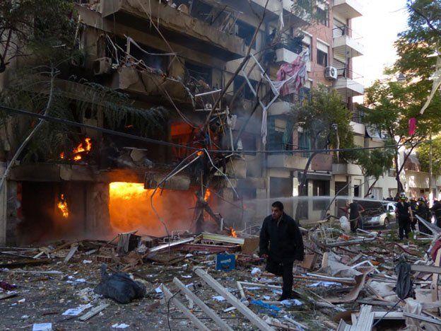 Ascendieron doce los muertos por la explosión de un edificio en Rosario