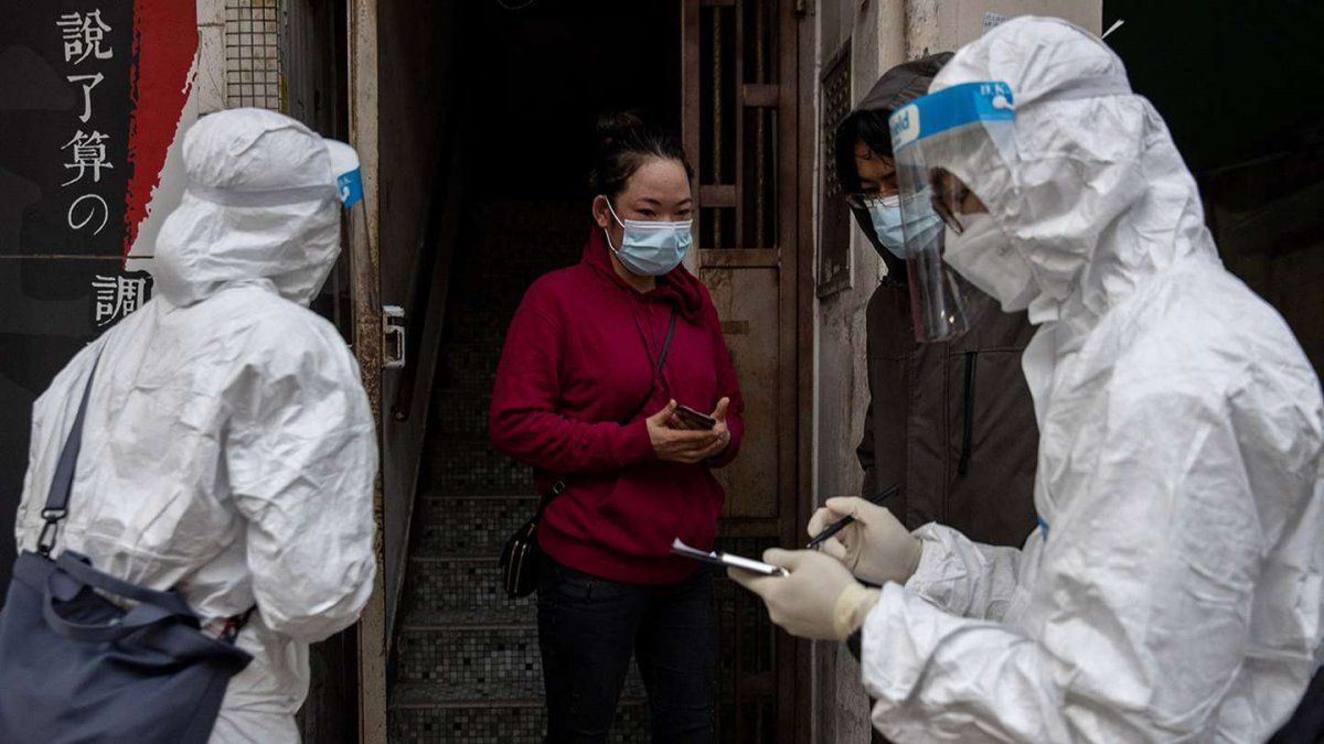 China impone el test anal obligatorio