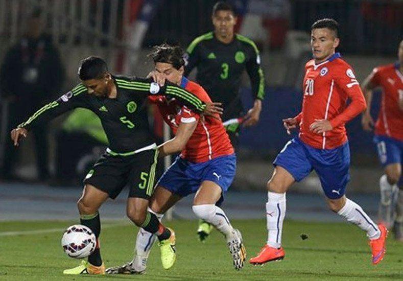 Partidazo: Chile y México empataron y todos tienen chances en la zona A