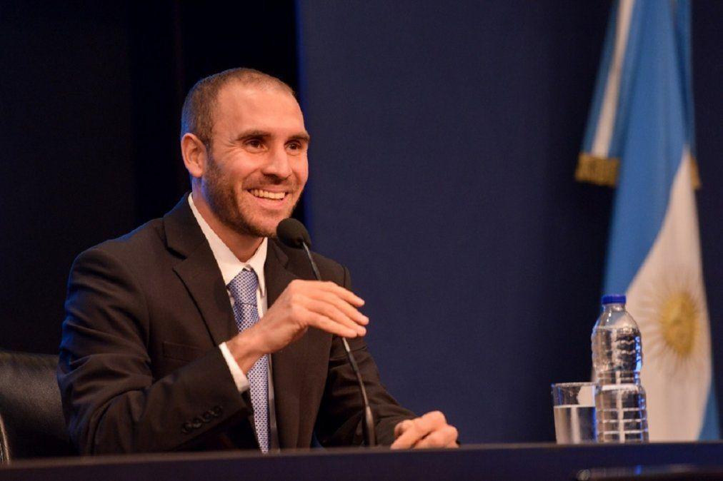 Guzmán obtuvo financiamiento por más de $32.100 millones