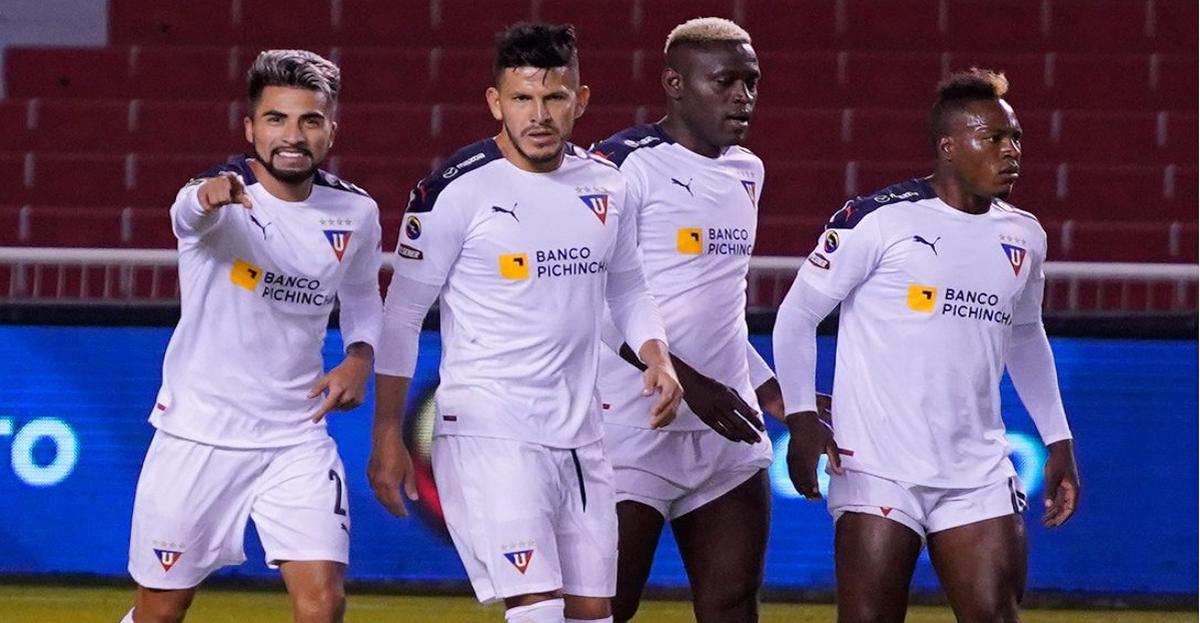 Un ex San Martín es el nuevo entrenador de Liga de Quito