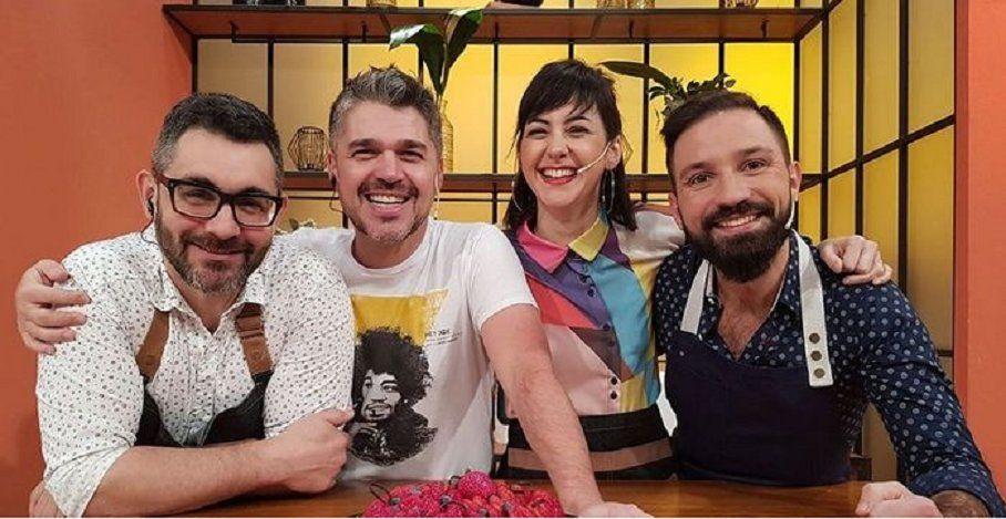 Ximena Sáenz deja Cocineros Argentinos.