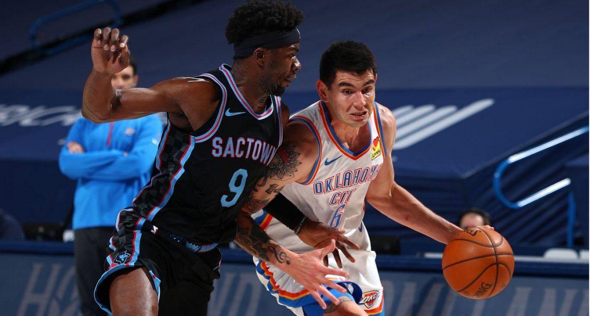 Deck consiguió su máxima cantidad de puntos en la NBA. Foto:@SC_ESPN