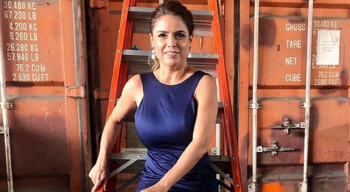 Marina Calabró dio positivo de COVID-19