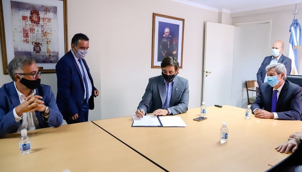 Baistrocchi acordó con Diputados avanzar en el Digesto Municipal