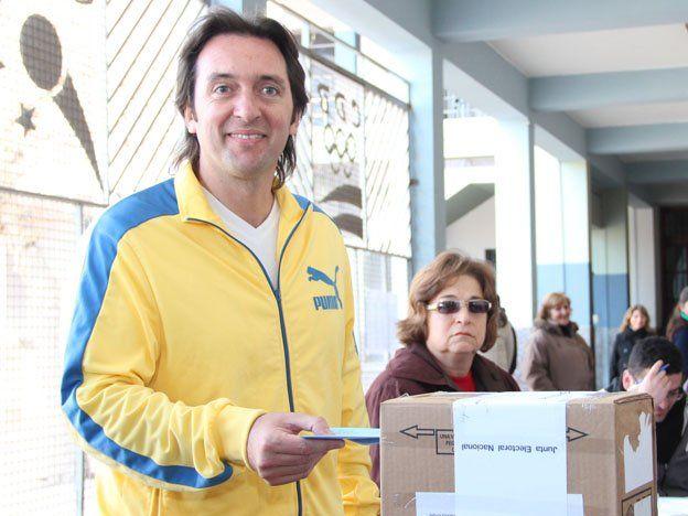 """Cáceres: """"queremos encontrarnos con los pibes para festejar su primera vez"""""""