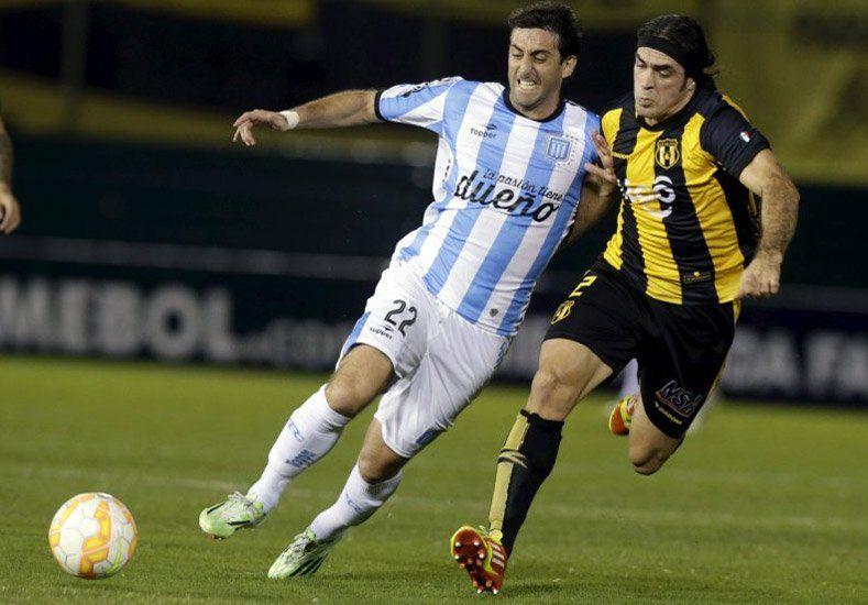 Dejó todo: Racing jugó con el corazón pero quedó eliminado de la Libertadores