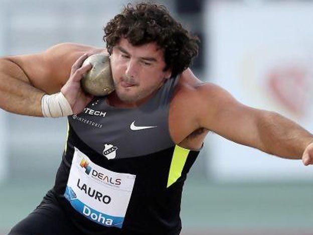 Histórico: El atleta Germán Lauro terminó séptimo en el Mundial de Moscú