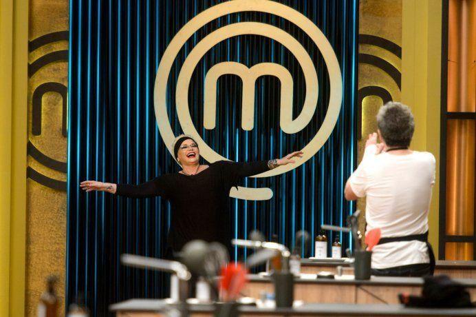 Carmen Barbieri fue eliminada de MasterChef Celebrity