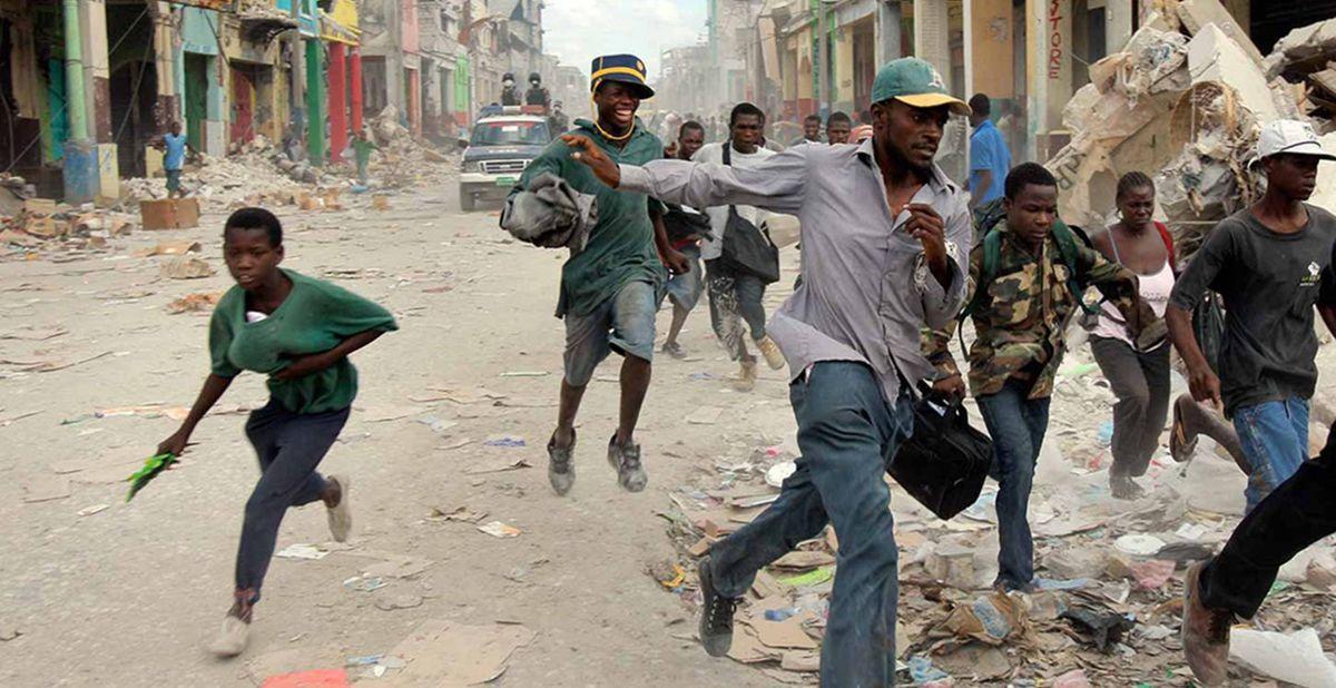 Haití: hay alerta de Tsunami tras un terrible terremoto de 7.2°