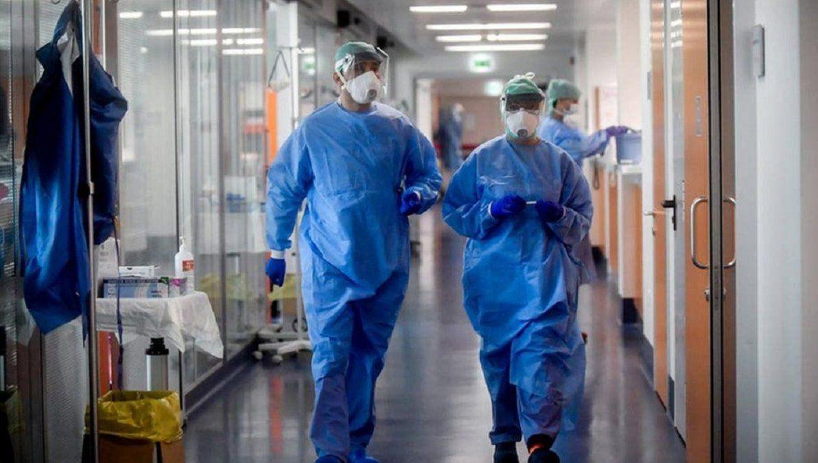Reportaron 155 personas fallecidas y 8.328 nuevos casos de COVID-19