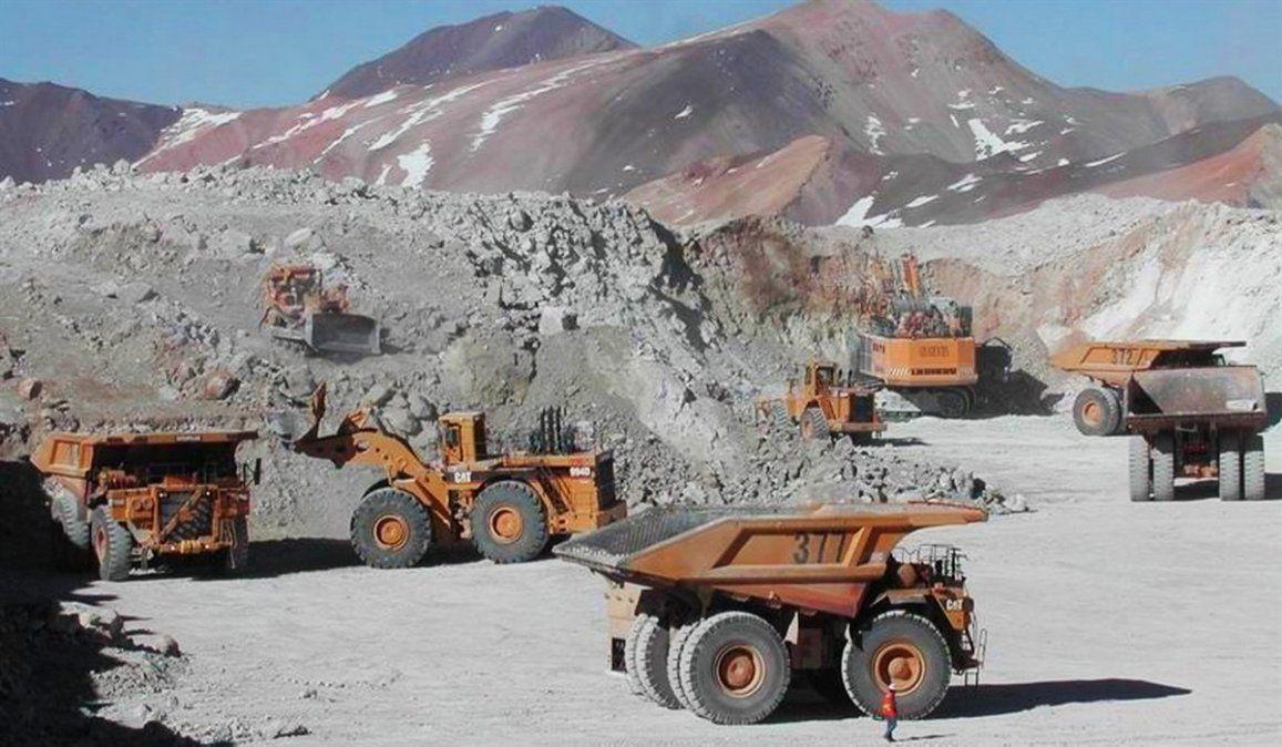 La minería en San Juan recaudó 234,9 millones de dólares en los primeros cinco meses de 2021