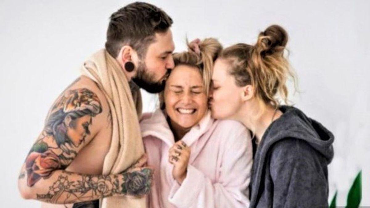 Se enamoró de una profe del gym y la llevó a vivir a su casa junto a su esposo