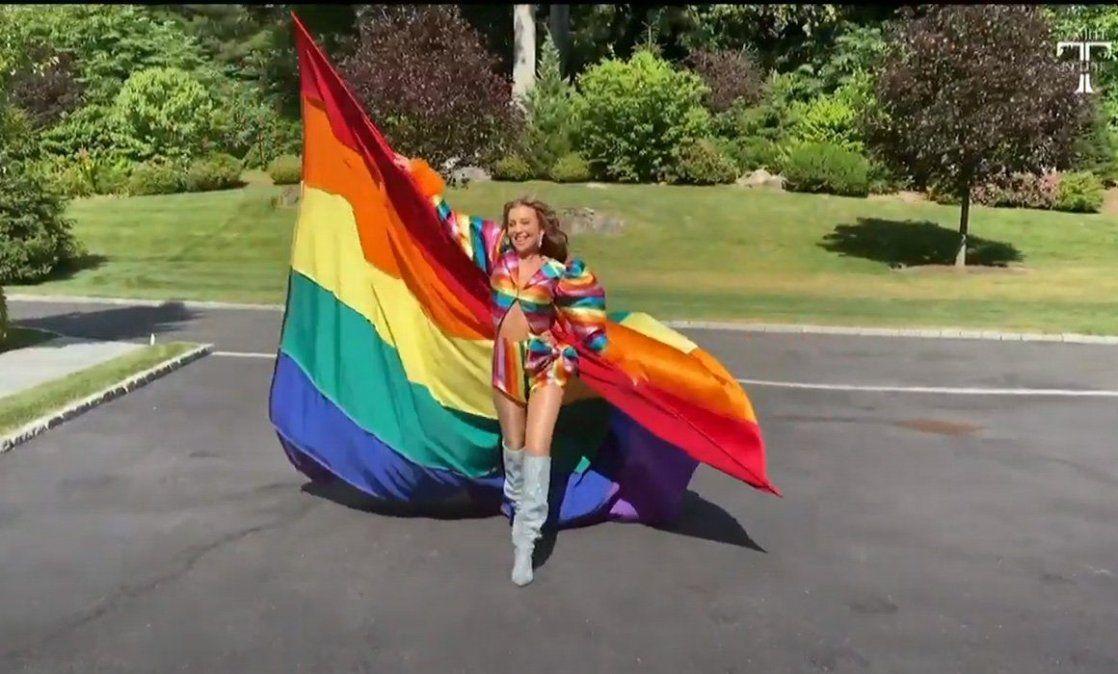 """Desde Moria Casán hasta Thalia, los mensajes de los famosos para conmemorar el """"Día Internacional del Orgullo LGBT+"""""""