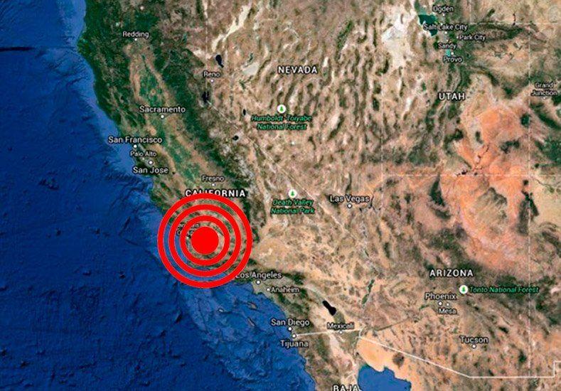 Advertían de un gran terremoto en California pero...