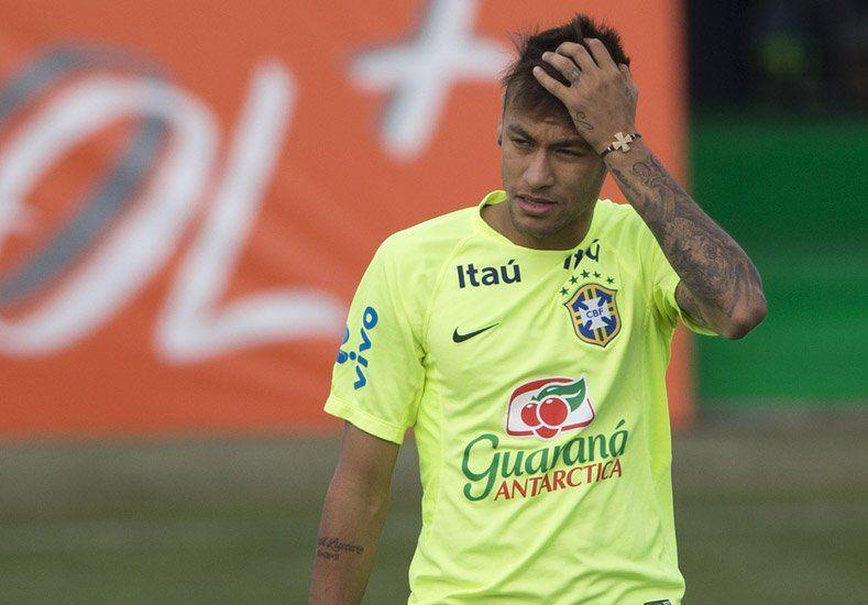 Neymar decidió abandonar la concentración de Brasil en la Copa América