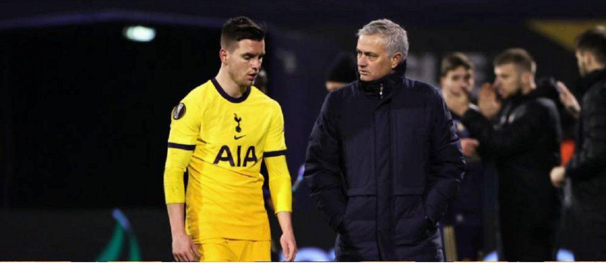 Mourinho podría pegar el portazo en el Tottenham.