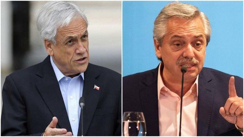 Aislaron a Piñera y Fernández suspendió su viaje a Chile