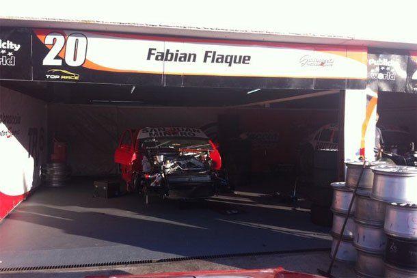 Top Race: Martin culminó noveno tras el 1º entrenamiento, Flaqué 28º
