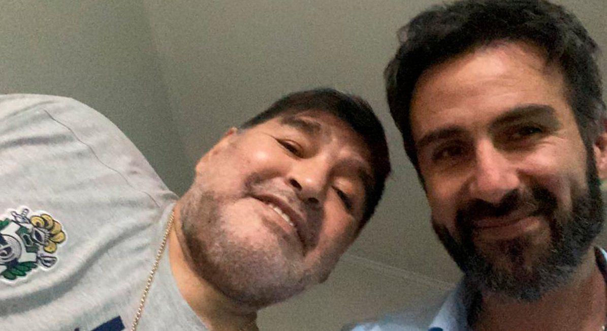 Leopoldo Luque: Mi sueño era salvar a Diego Maradona