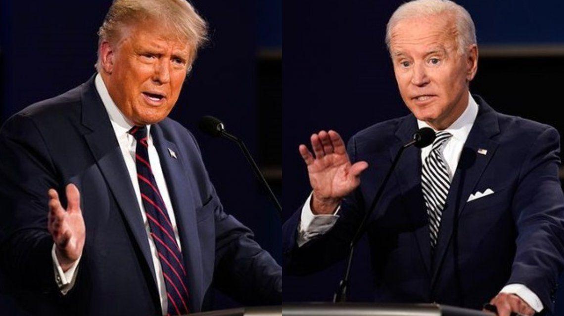 Elecciones en EE.UU: sigue el escrutinio a la espera de los resultados entre Trump y Biden