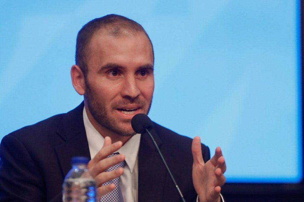 Guzmán buscará apoyo en Europa para el acuerdo con el FMI
