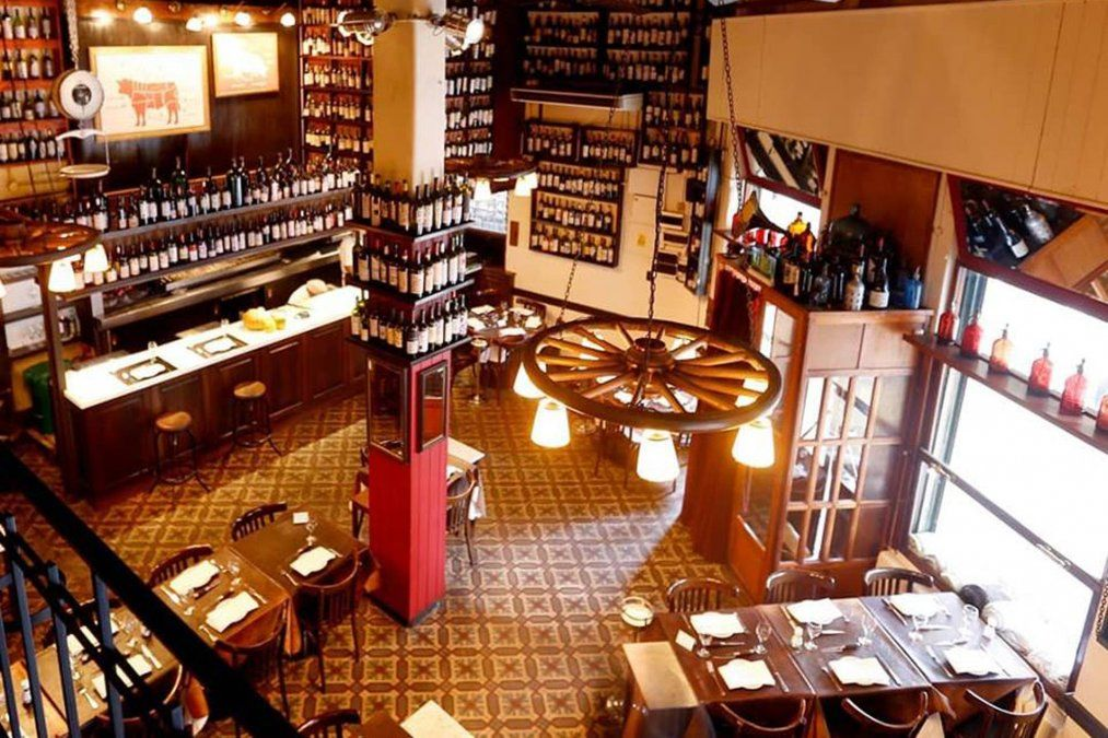 El mejor restaurante de América Latina es Argentino