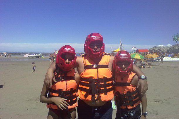 Mandaron sus fotos de las vacaciones y ganaron junto a sanjuan8.com