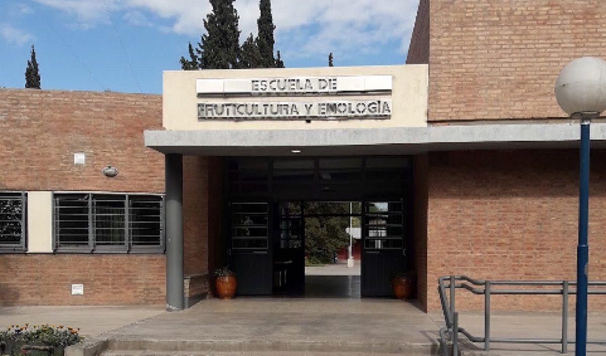 El Gobierno de San Juan asegura que el patrimonio de la escuela de Enología no corre riesgo