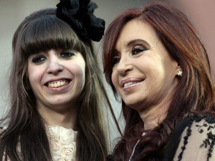 El mensaje de Flor Kirchner a su mamá en el día de su cumpleaños