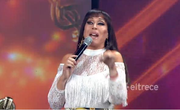 Moria Casán paró el show e hizo un pedido especial por la salud de Lío Pecoraro