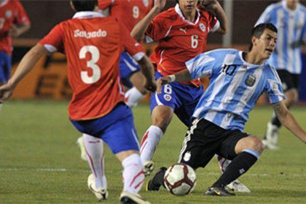 Sudamericano Sub 20: en un partido vibrante, Argentina se impuso a Chile