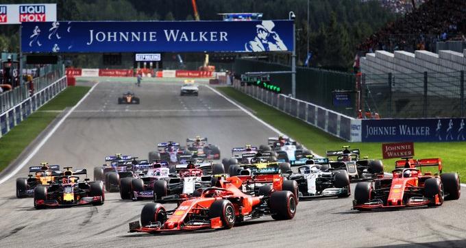 La Fórmula 1 ya confirmó una carrera a puertas cerradas para su regreso