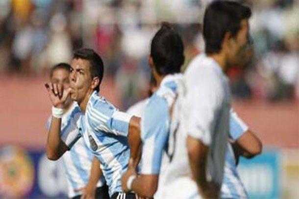 Argentina va por su segundo triunfo en el Sudamericano Sub 20
